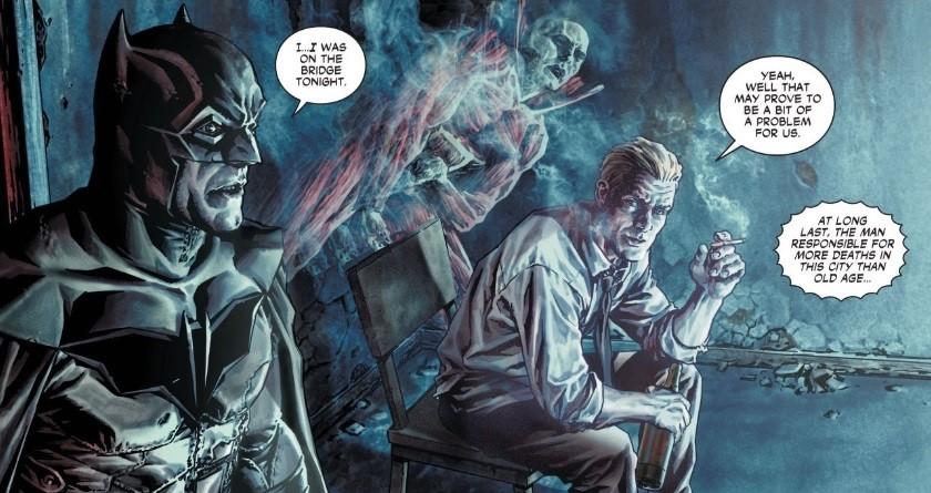Batman: Damned de Brian Azzarello et Lee Bermejo