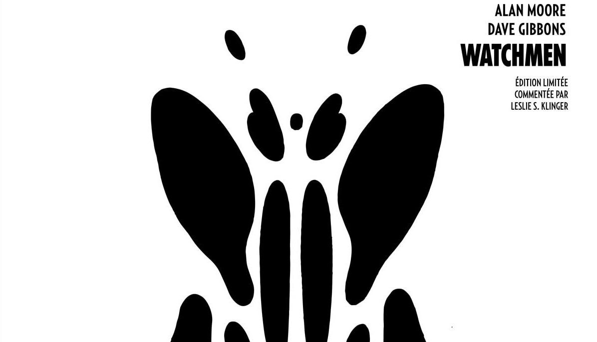 Watchmen (annoté) d'Alan Moore et Dave Gibbons