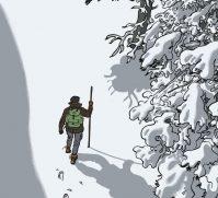 Dans les forêts de Sibérie de Sylvain Tesson et Virgile Dureuil