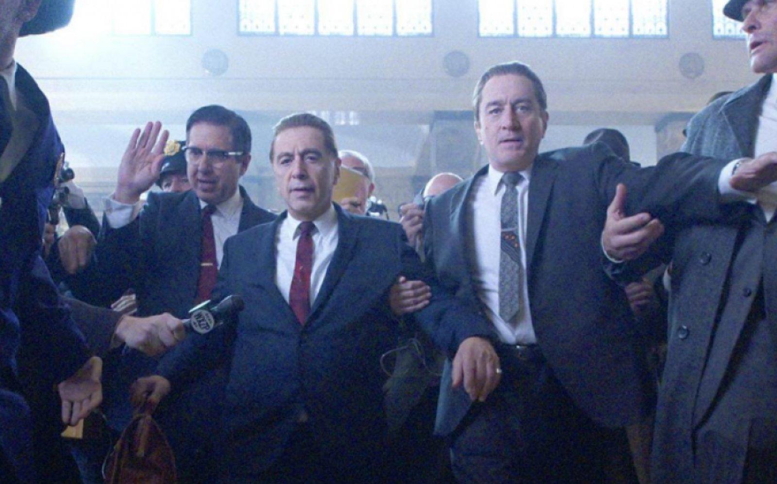 THE IRISHMAN : Le requiem de Scorsese