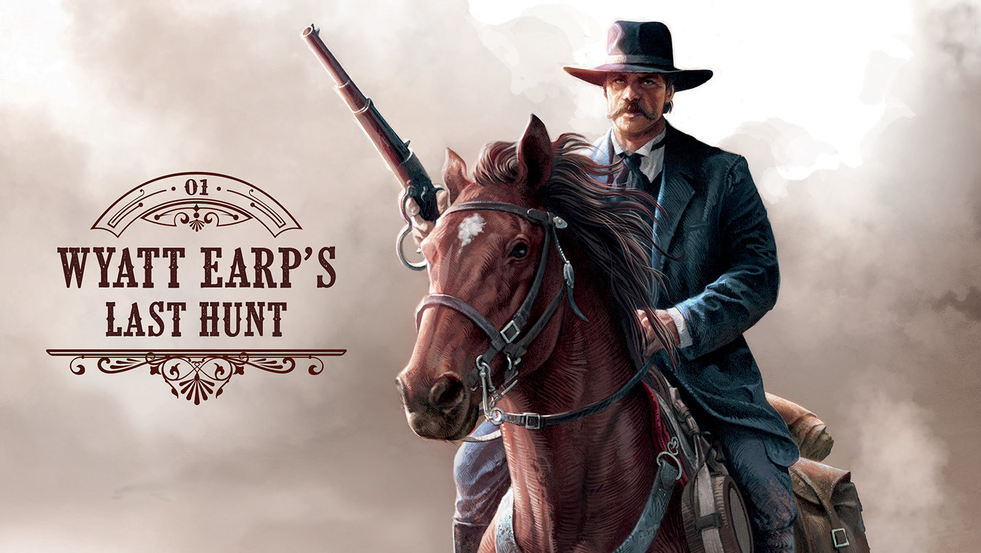 West legends – T.1. Wyatt Earp's last hunt de Peru et Lorusso
