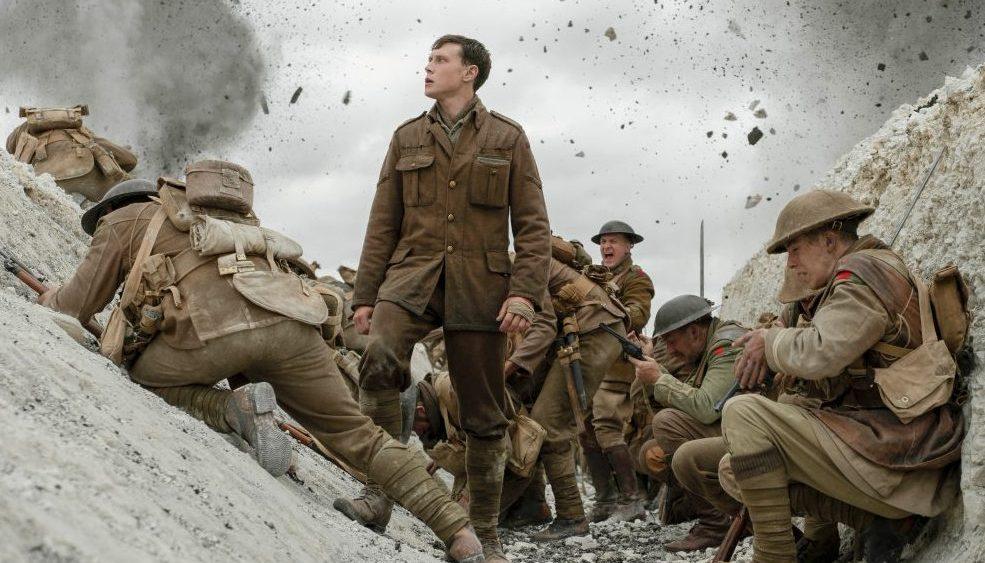1917 : guerre et poudre aux yeux