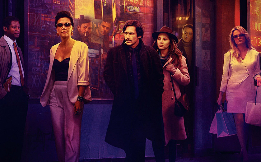 Cinéma de quartier (The Deuce S3 / HBO / OCS)