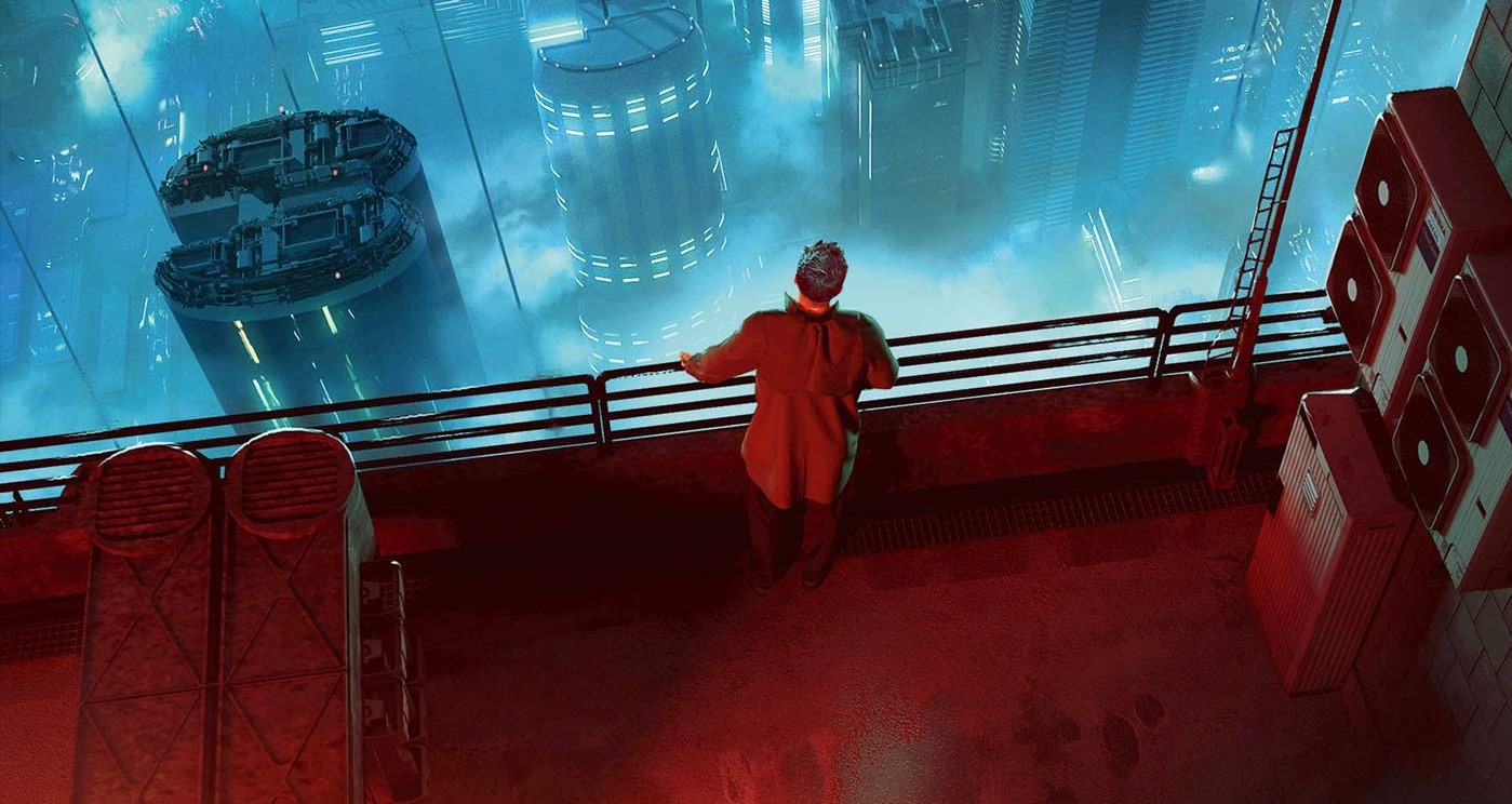 Altered Carbon : Heart and Soul, one will burn…