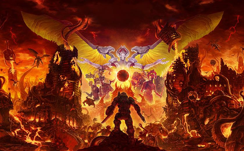 Doom Eternal: Slayer du goûter !