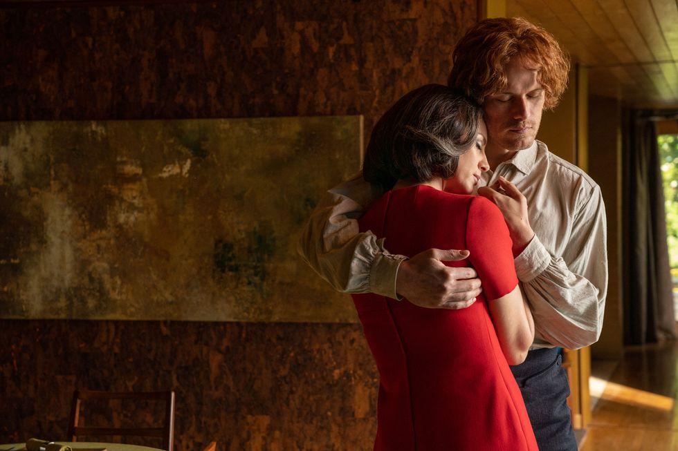 Never My Love (Outlander 5×12)