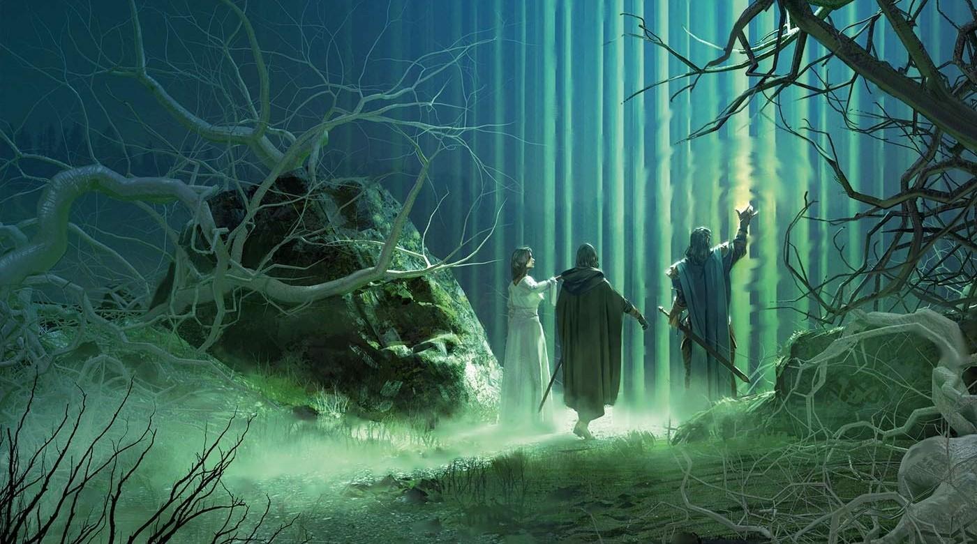 Le Serment d'un voyant : à la frontière du royaume des morts