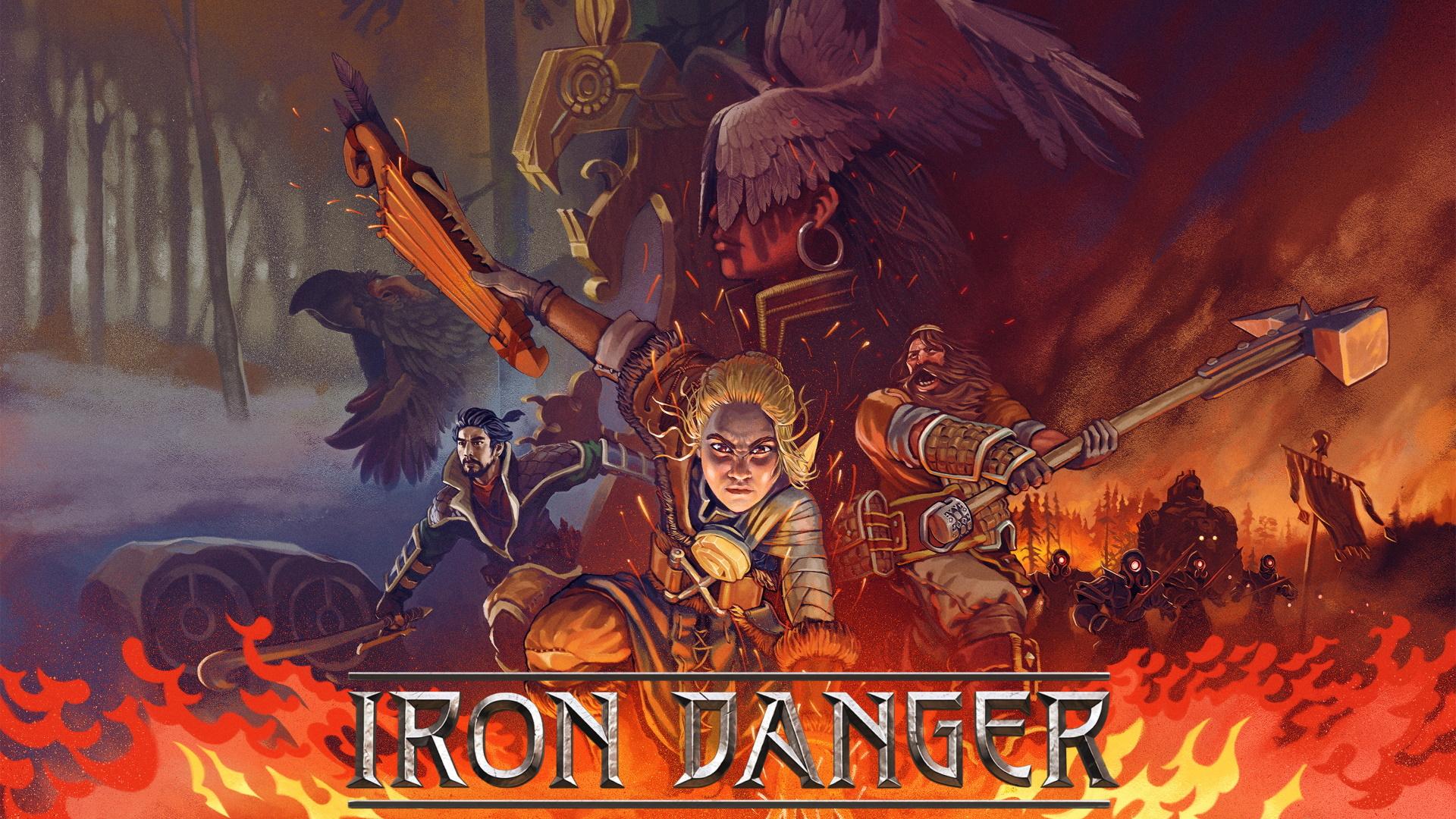Critique Vidéo : Iron Danger
