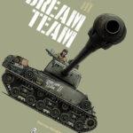 Dream team de Pécau, Mavric, Andronik et Verney