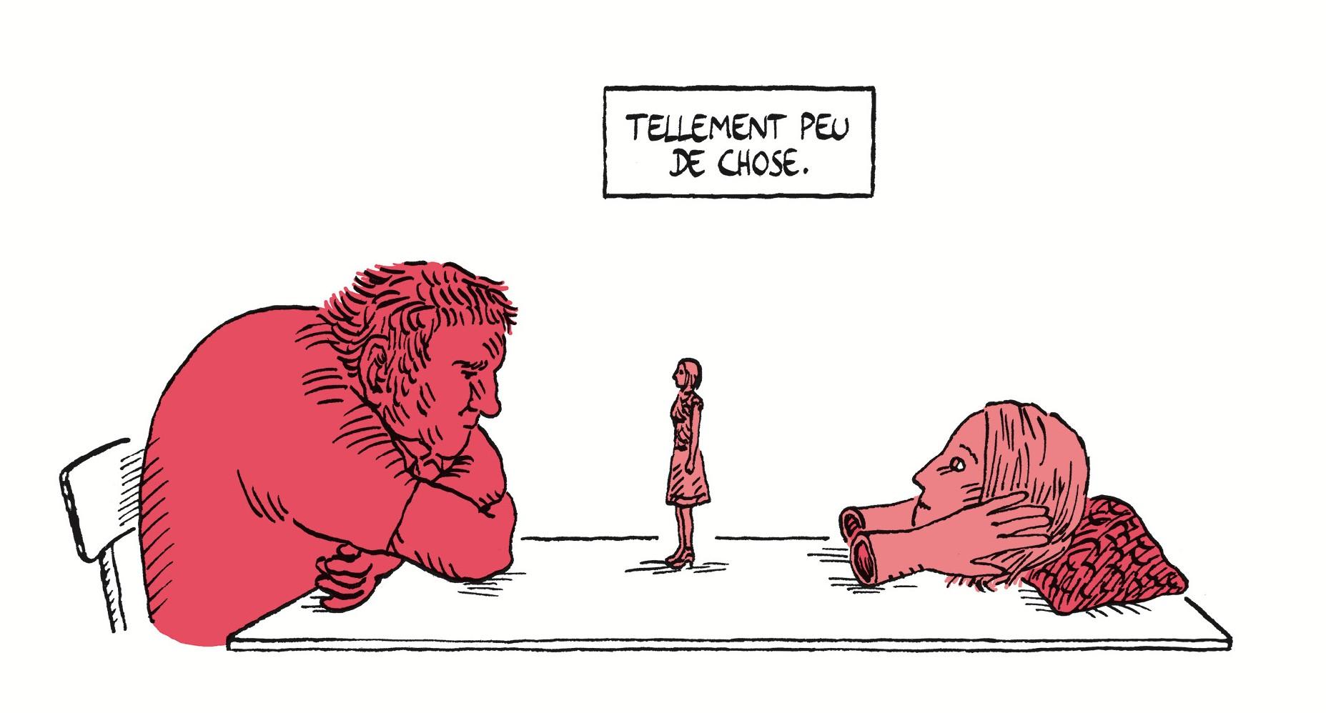 Les Poupées sanglantes de Benoît Preteseille