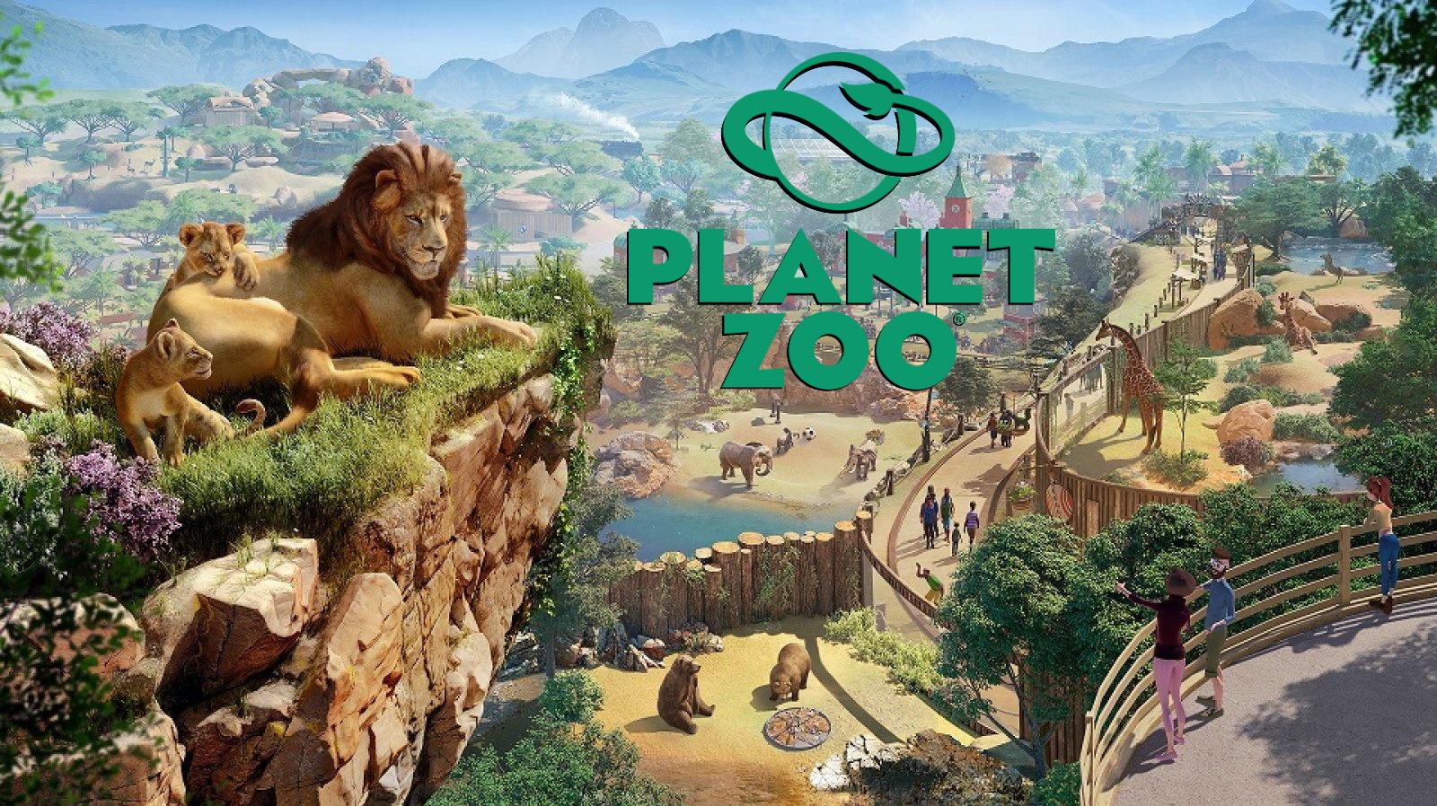 Critique Vidéo : Planet Zoo