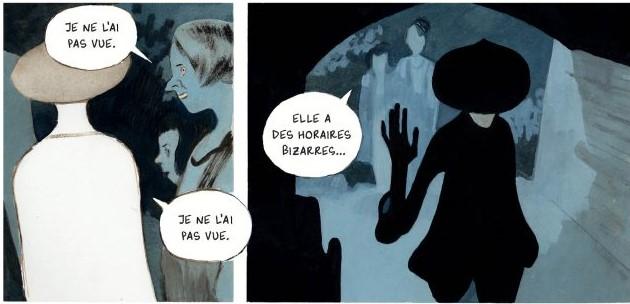 Celestia, de Manuele Fior