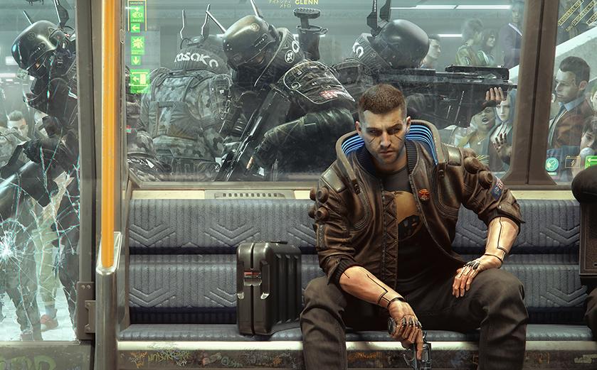 Cyberpunk 2077 : A Bug's Life